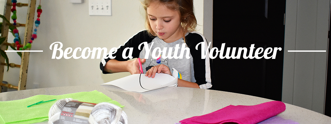 Become a Youth Volunteer